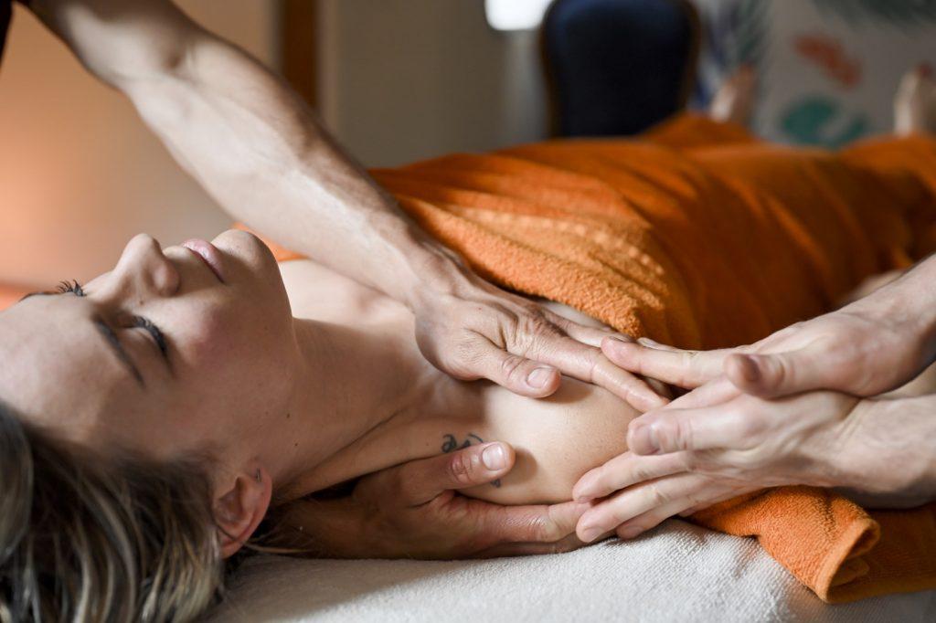 Massage du monde - 4 mains